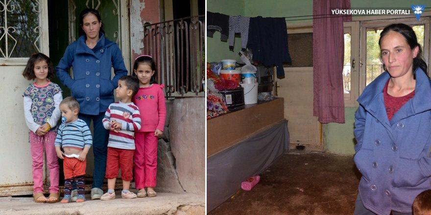 Yüksekovalı Subaşı Ailesi, yaşam mücadelesi veriyor