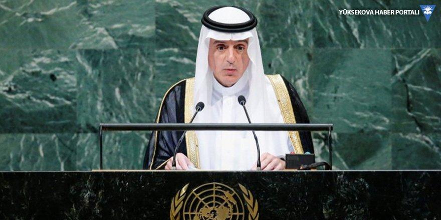 Suudi Arabistan: Türkiye bilgi vermiyor