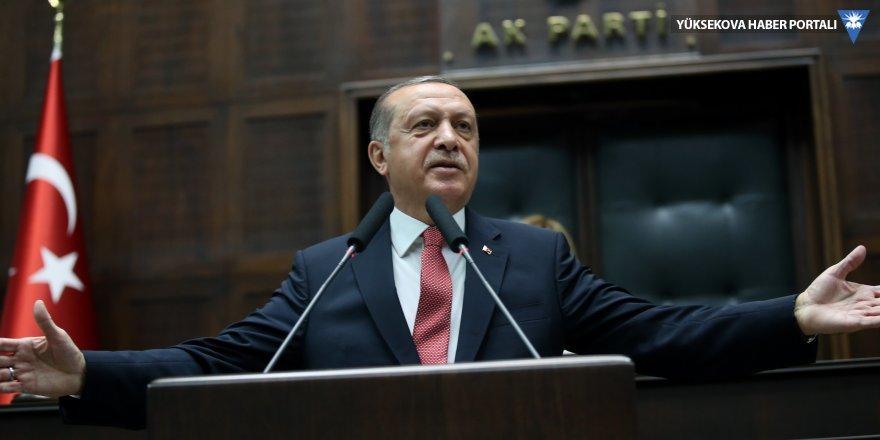 Erdoğan: Fırat'ın doğusu için planları tamamladık
