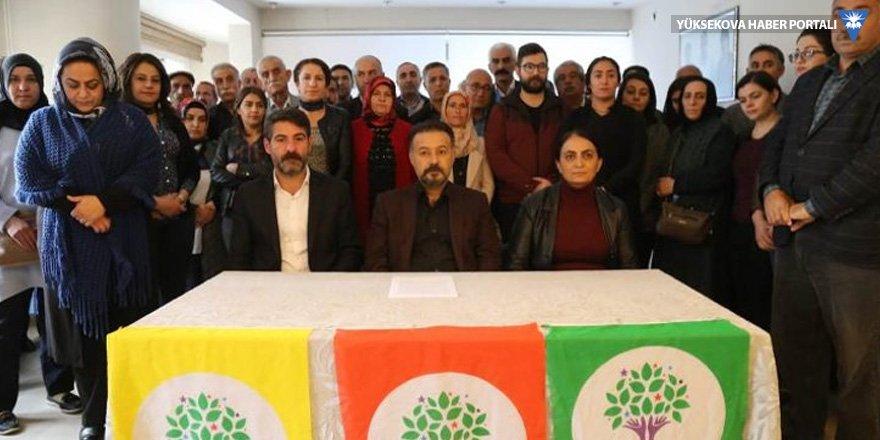 HDP: Van depremindeki yardımlar mega projelere aktarıldı