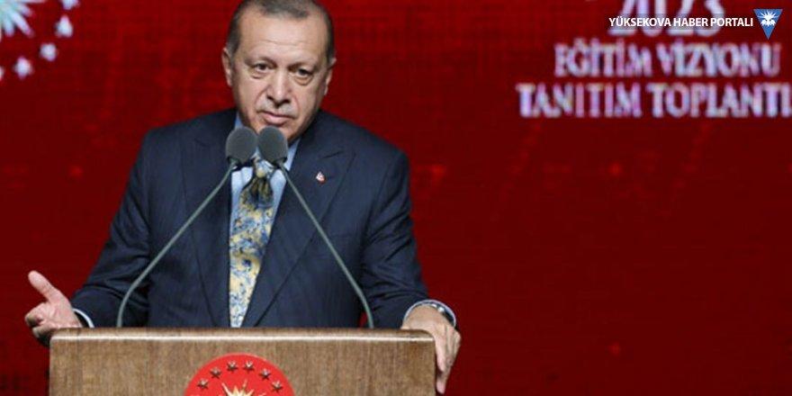 Erdoğan'dan sözleşmeli öğretmenlik açıklaması