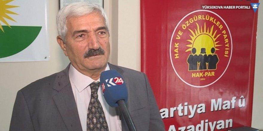 HAK-PAR HDP'yle müzakere yapmayacak