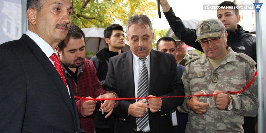 Şemdinli'de yeni bir rehabilitasyon merkezi açıldı