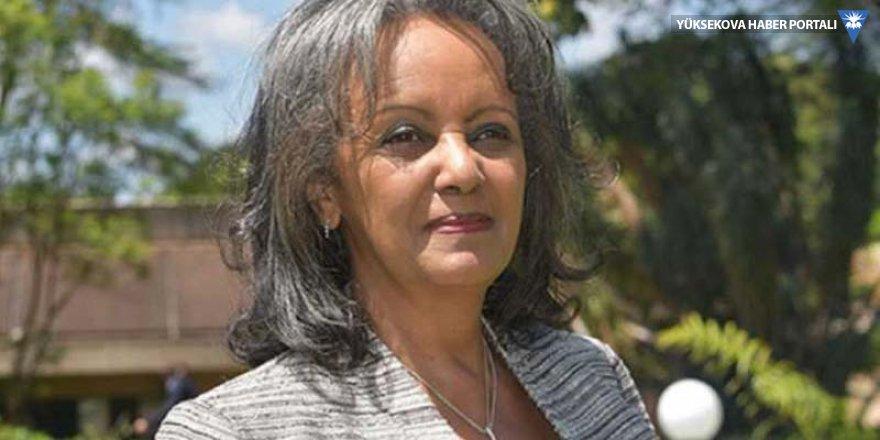Etiyopya'da ilk kez bir kadın cumhurbaşkanı oldu