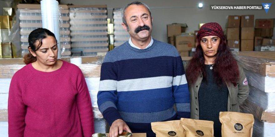 Ovacık'ın organik ürünleri dünyaya açıldı