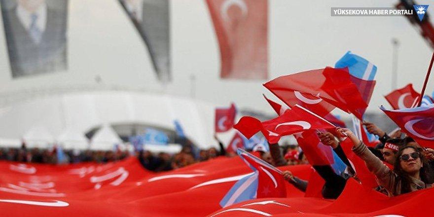 MHP'den Bucak açıklaması: Kendi ailesine demiş, size ne
