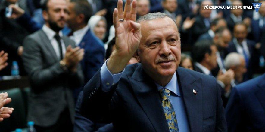 'Erdoğan, 'Arkadaşların tweetlerine müdahale etmekten bıktım' diye tepki gösterdi'