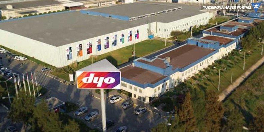 Dyo Boya üretime ara veriyor