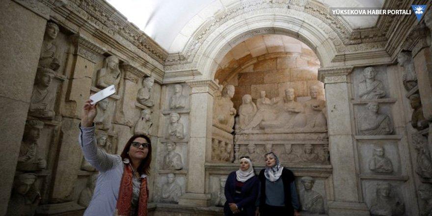 Şam Ulusal Müzesi yedi yıl sonra yeniden açıldı
