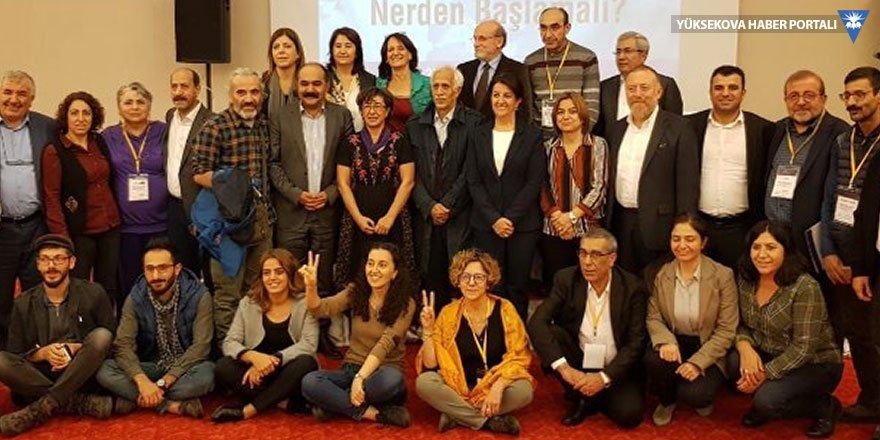 'Ortadoğu Krizi ve Demokratik Ulus Çözümü' konferansı sona erdi
