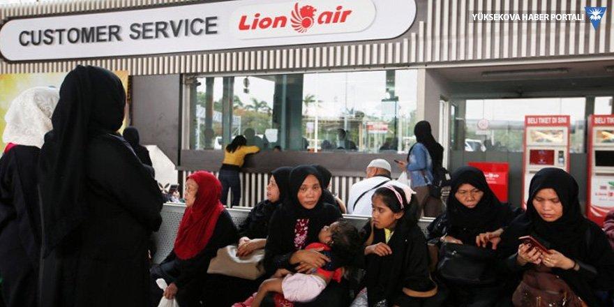 Endonezya'da 188 yolcu taşıyan uçak düştü