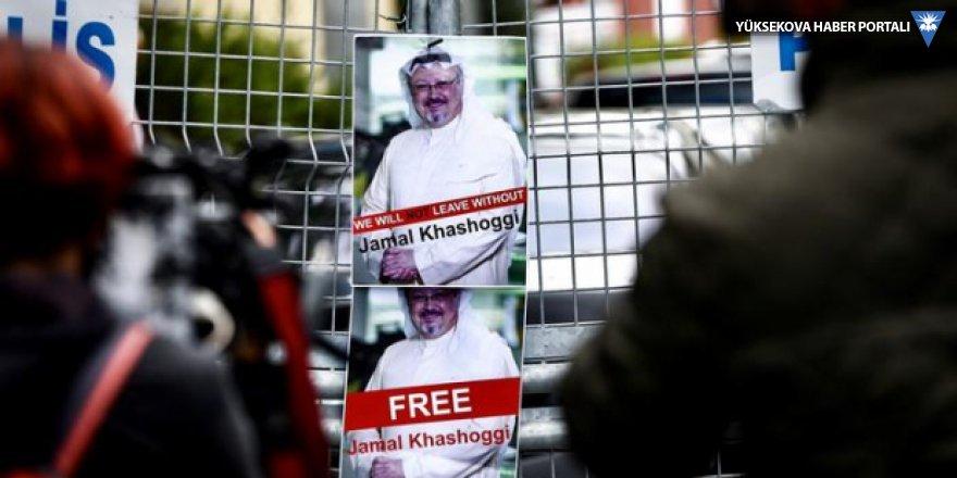 Kaşıkçı cinayeti | Suudi Başsavcı, İstanbul Adliyesi'nde Başsavcı Fidan'la görüşüyor