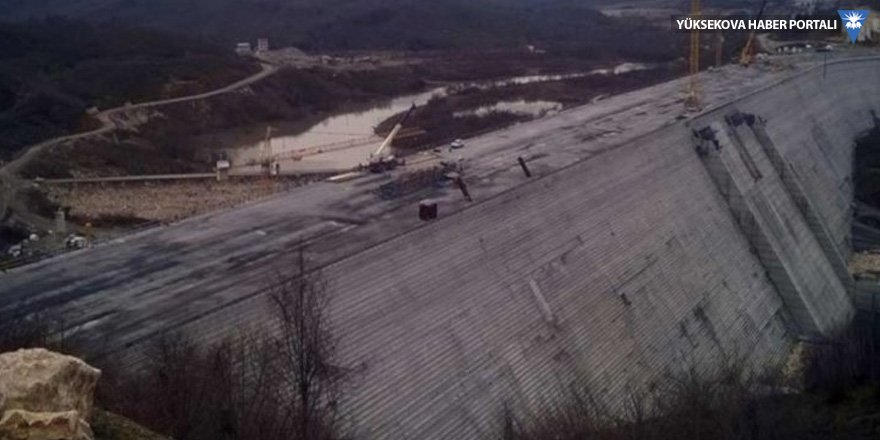 1.5 milyon barajın dibine gitti!
