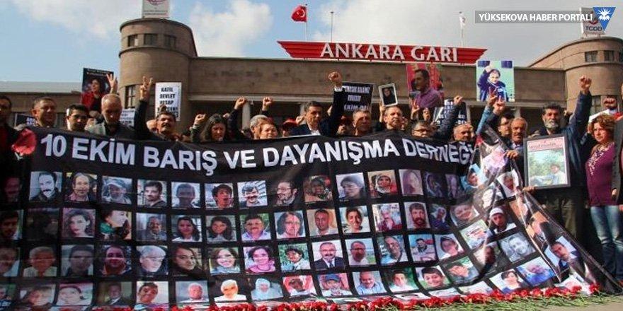 10 Ekim Anıtı'na saldıranlar hakkında suç duyurusu!
