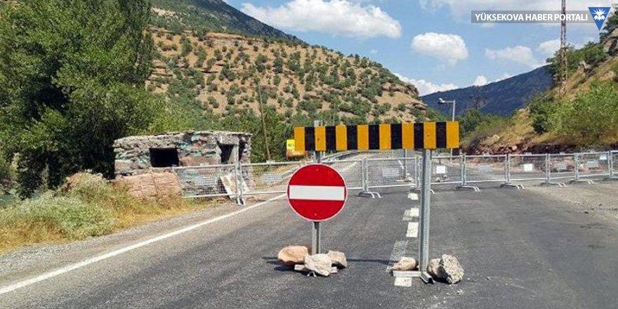 Hakkari'de bazı alanlar, 15 gün süreyle yasaklandı