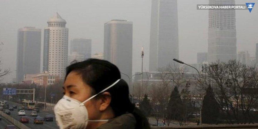 Dünyada hava kirliliğinin en yüksek olduğu şehirler