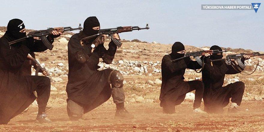 Haşdi Şabi: SDG'ye saldıran IŞİD'cileri vurduk