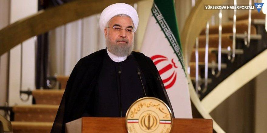 Ruhani: Fırat'ın doğusuna Suriye ordusu konuşlanmalı
