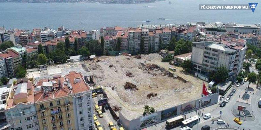 AKM yıkıldı, yeni bina için adım atılmadı