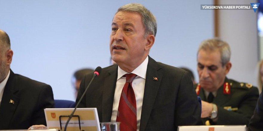Hulusi Akar: Türkiye NATO'ya bağlı