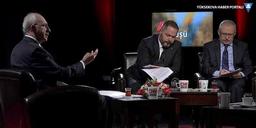 Kılıçdaroğlu: HDP'yle değil seçmenle işbirliği yapacağız