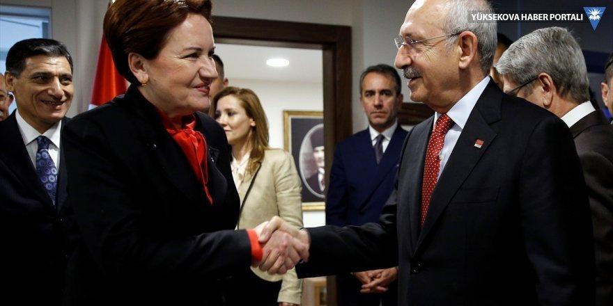 Kılıçdaroğlu'ndan adaylara: İYİ Parti görüşmesi netleşsin, bekleyin