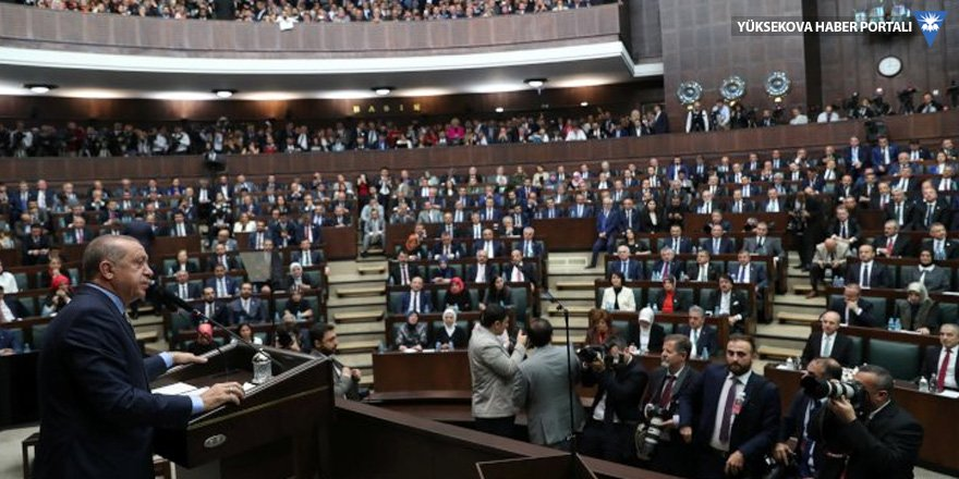 AKP'li AKP'liyi AKP'lilikle suçluyor