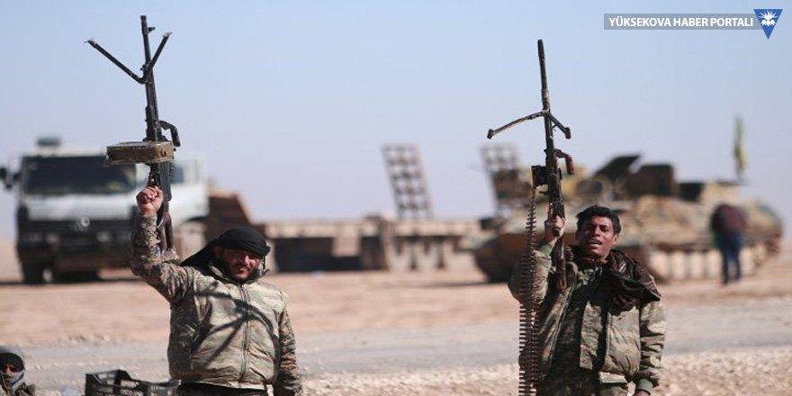 SDG askeri operasyonlarına yeniden başladı