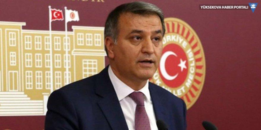 HDP milletvekili Mahmut Toğrul'a hapis cezası