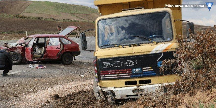 Diyarbakır'da feci kaza: Yaralılar var