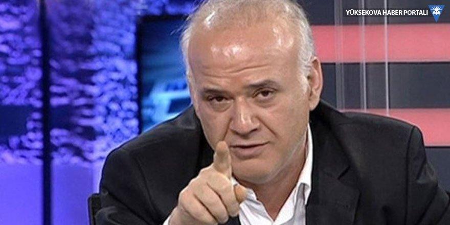 Ahmet Çakar'ın sözlerine KKTC'den tepki