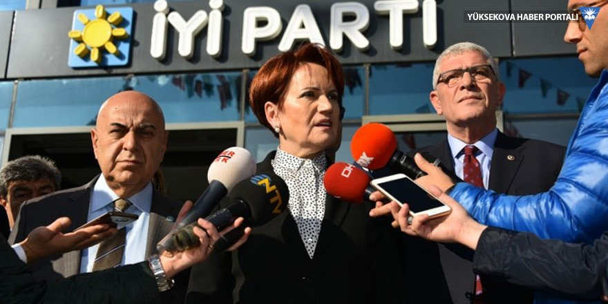 Meral Akşener: AK Parti ile HDP arasında gizli görüşme yapılıyor
