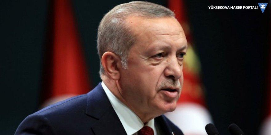 Erdoğan'dan Diyanet açıklaması: Siyasi malzeme yapılmasını tasvip etmiyorum