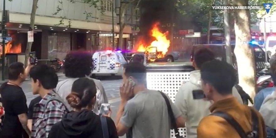 Avustralya'daki saldırıyı IŞİD üstlendi