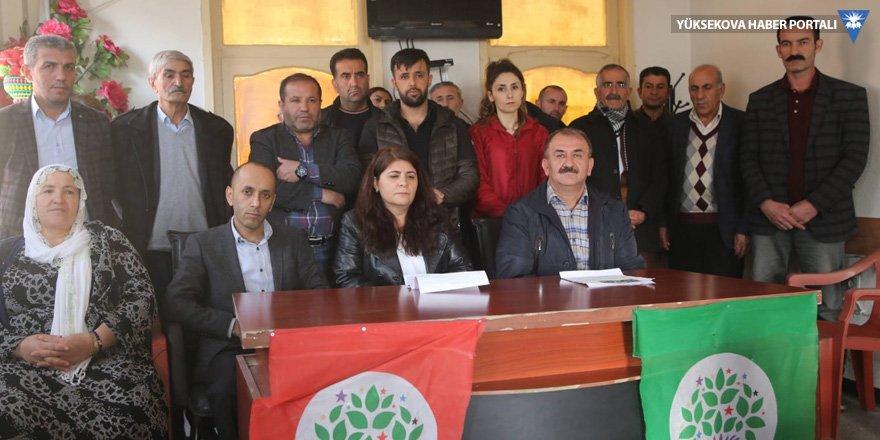 HDP'den Leyla Güven için dayanışma çağrısı