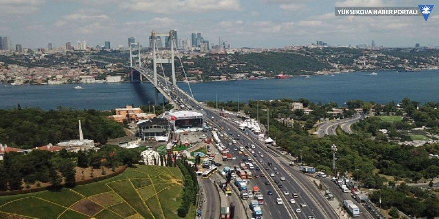 15 Temmuz Şehitler Köprüsü cezaları iptal edildi