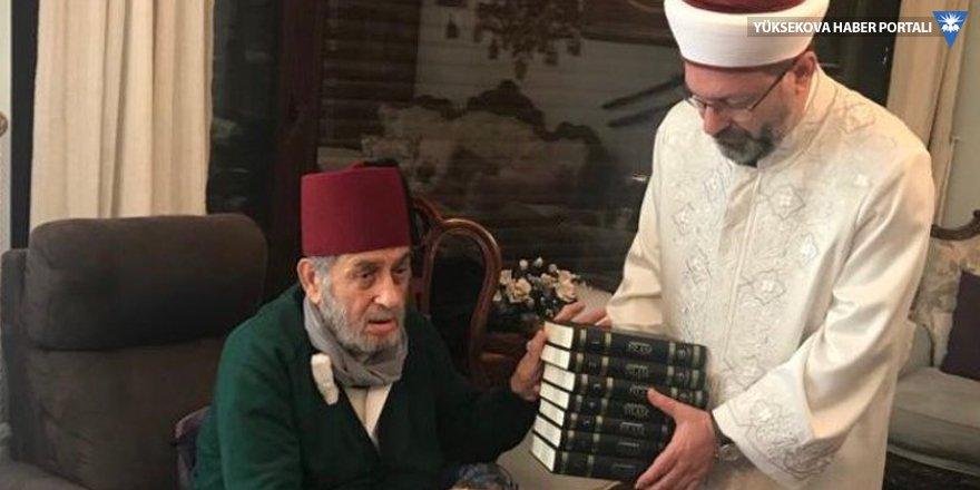 Diyanet'ten Mısıroğlu savunması: İnsani ziyaret