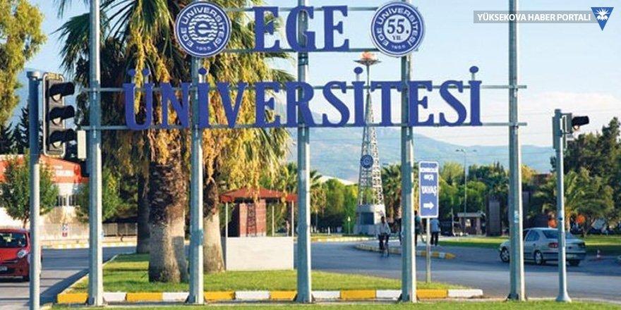 Ege Üniversitesi alınmayan teçhizata para ödemiş!