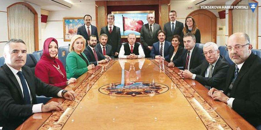 Erdoğan: Mahmur Kampı için çalışma yapmamız gerekecek