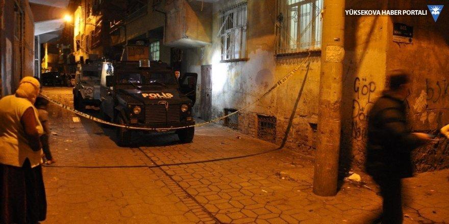 2 grup arasında silahlı çatışma: 2 yaralı