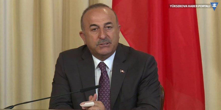 Çavuşoğlu: Trump Gülen'i verebilir, kazanırsa Esad'la çalışırız
