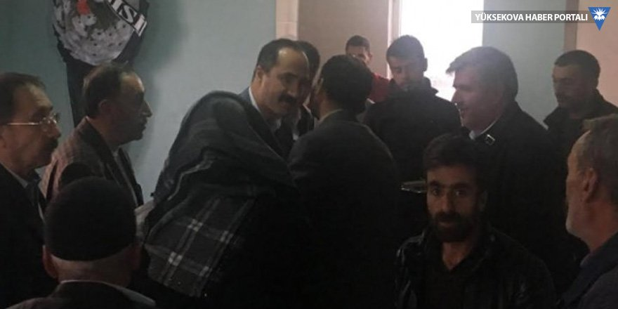 HDP milletvekilinden asker ailesine taziye ziyareti