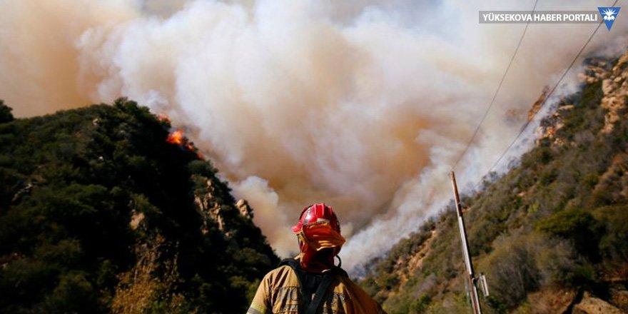 Kaliforniya yanıyor: 63 ölü, 600 kayıp