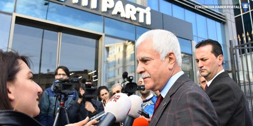 İYİ Parti: CHP ile yol haritası belirlemeye başladık