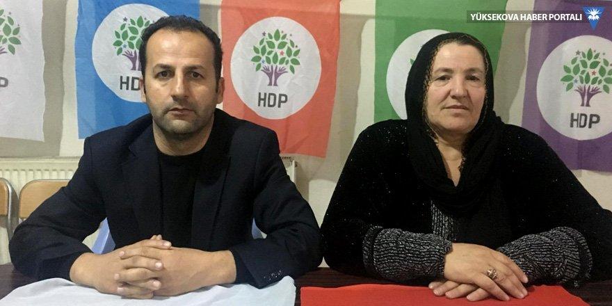 HDP Yüksekova İlçe Teşkilatı'ndan '3 Aralık Engelliler Günü' mesajı