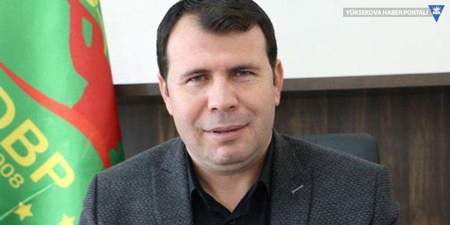 DBP Eş Genel Başkanı Mehmet Arslan için tahliye kararı