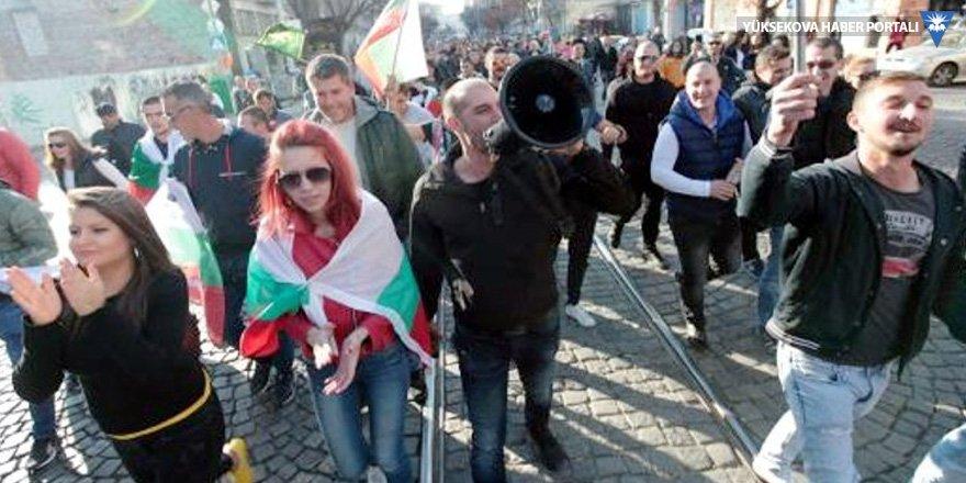 Bulgaristan'da zam protestosu: Yaşam standardına uygun fiyatlar istiyoruz