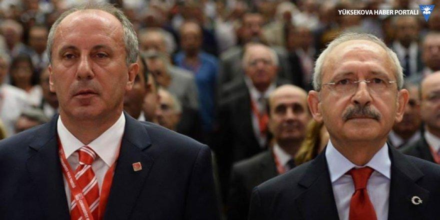 Muharrem İnce: CHP'yi düzeltemezsek yeni parti kuracağız