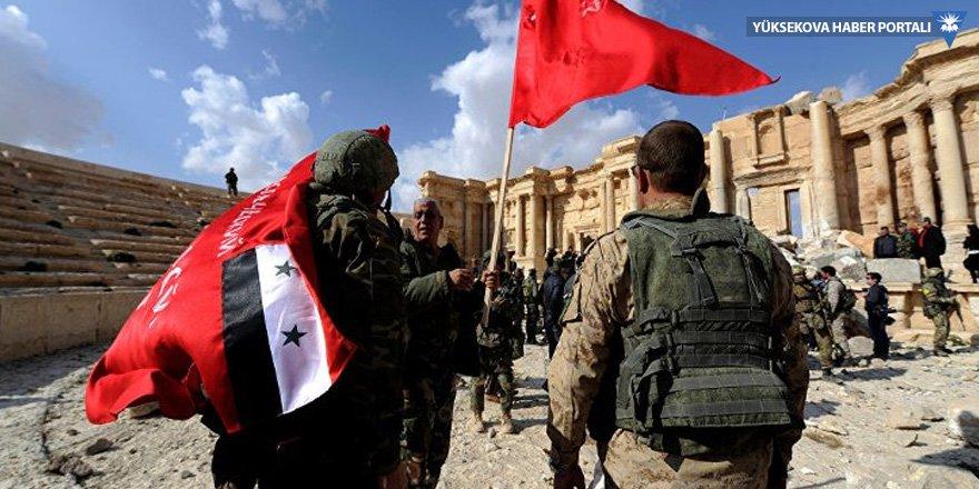 Rusya: Halep ve Lazkiye'de 18 Suriyeli asker öldü