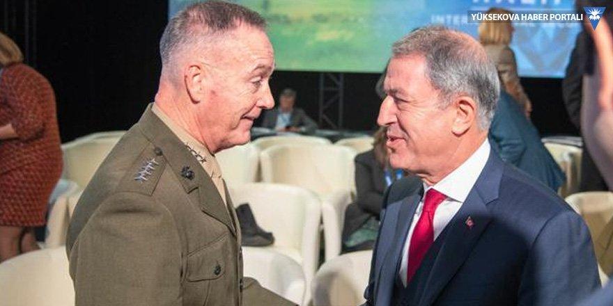 Milli Savunma Bakanı Hulusi Akar'dan Kaşıkçı açıklaması
